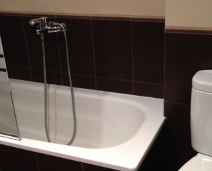 Habitación doble con baño compartido
